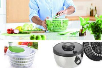 Le migliori centrifughe per insalata