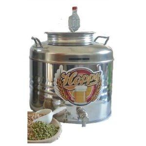 fermentatore birra inox 30 litri