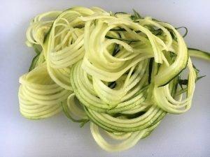 Affettaverdure a spaghetti