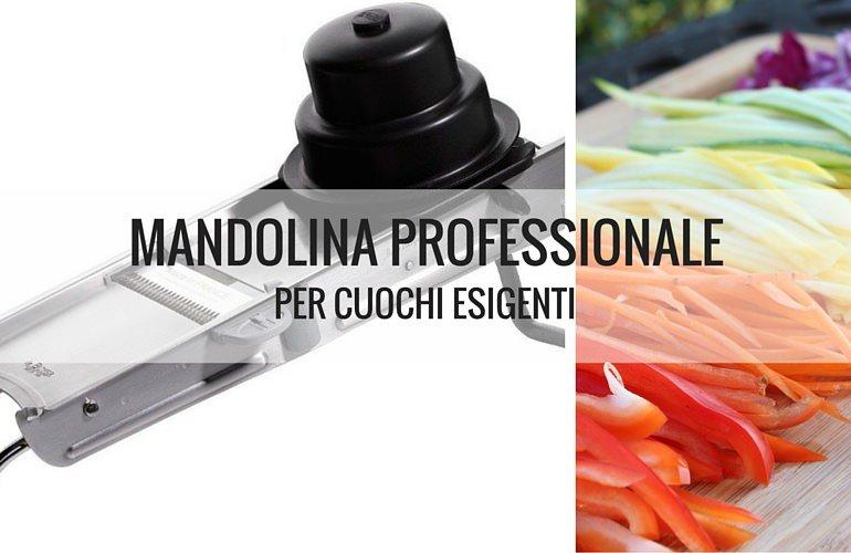 Mandolina Professionale: prezzi e modelli consigliati