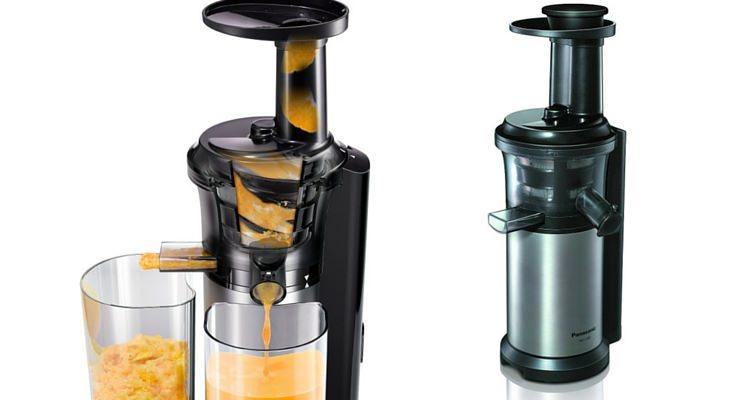 Estrattore di succo a freddo Panasonic MJ-L500 Slow Juicer