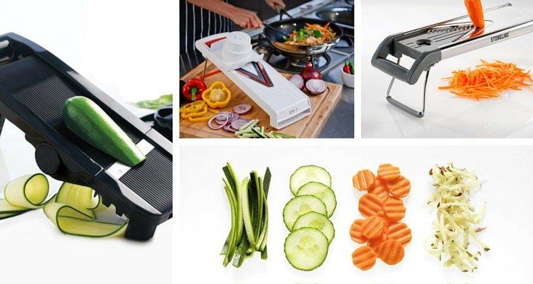 Mandolina affettaverdure da cucina la guida definitiva - Programmi televisivi di cucina ...