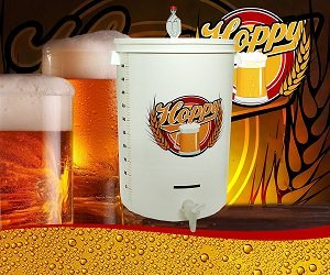 fermentatore birra 55 litri