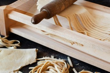 Chitarra abruzzese per pasta
